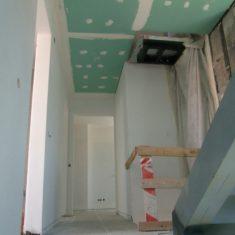 Execução tectos e paredes em pladur